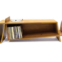 Folded Record Bureau by Hugh Miller Furniture | Hugh Miller