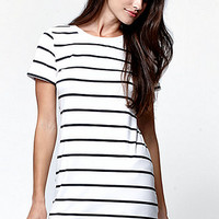 LA Hearts Striped T-Shirt Dress at PacSun.com