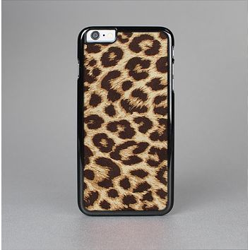 The Simple Vector Cheetah Print Skin-Sert Case for the Apple iPhone 6