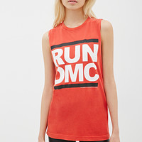 RUN DMC Graphic Tank