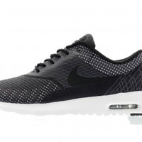 titolo nike wmns air max thea jacquard jcrd 654170-001Dark Grey/ Black-White