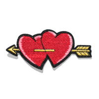 HEART #2 PATCH