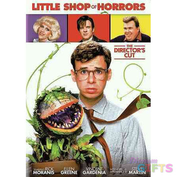 LITTLE SHOP OF HORRORS (DVD/DIRECTORS CUT)