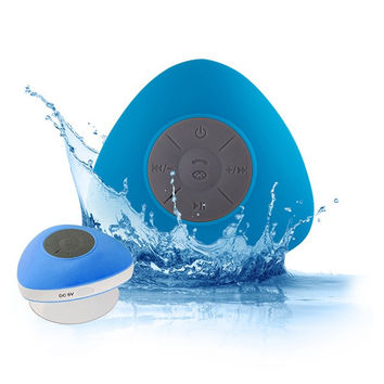 Bluetooth Waterproof Shower Speaker