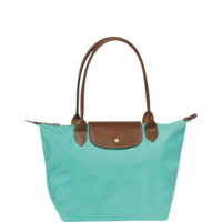 Handbag - Le Pliage - Handbags - Longchamp - Lagoon - Longchamp United-States