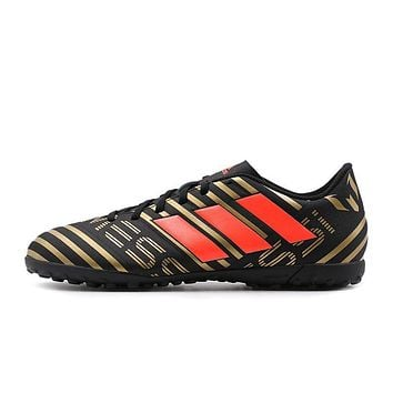 Original ADIDAS NEMEZIZ MESSI Original Soccer Shoes Turf Outdoor Lawn Support Sports&Train Sneakers For Men Shoes