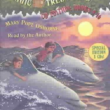 Magic Tree House Books 9-16: Dolphins at Daybreak/Ghost Town at Sundown/Lions at Lunchtime/Polar Bears Past Bedtime/Vacation Under the Volcano/Day of the Dragon King/Viking Ships (Magic Tree House)