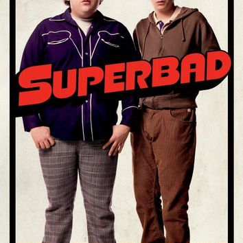 Superbad 11x17 Movie Poster (2007)