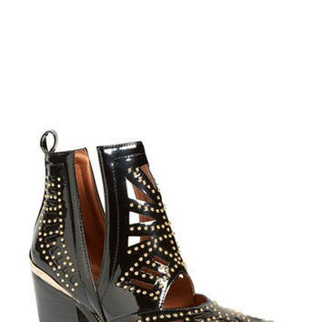 'Maceo' Pointy Toe Bootie (Women)