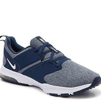 NIKE Women's Air Bella Navy/White-Wolf Grey Training Shoes