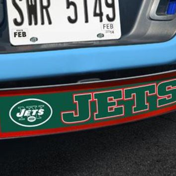 "NFL - New York Jets Light Up Hitch Cover 21""x9.5""x4"""