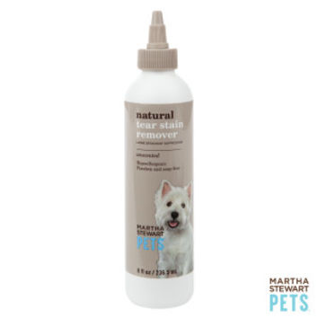 Martha Stewart Pets® Natural Unscented Tear Stain Remover | Eye Cleaners | PetSmart