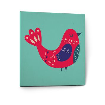 Cute Animals Pictures Series Canvas Wall Art Decal Painting Prints Decor Bird1