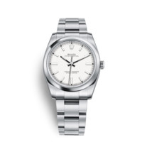 Rolex Oyster Perpetual 34 Watch: Oystersteel - 114200