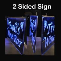 Personalized 2 Sided Sign