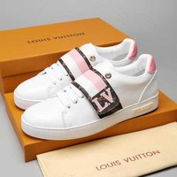 Louis Vuitton Fashion Casual Sneakers Sport Shoes-92