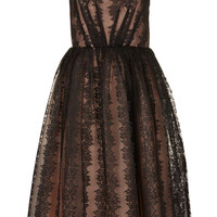 Strappy Lace Midi Prom Dress - Dresses - Clothing - Topshop USA