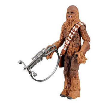Star Wars Black Series Chewbacca 3 3/4-Inch Action Figure