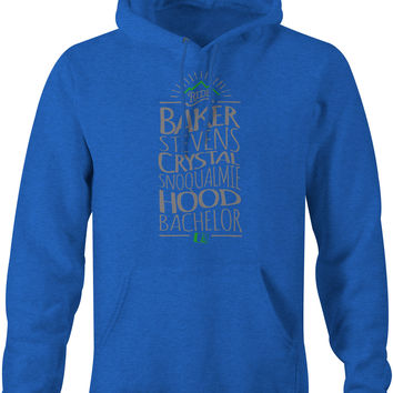 Local Hoodie Royal Heather