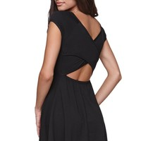 LA Hearts Crossback Dress - Womens Dress