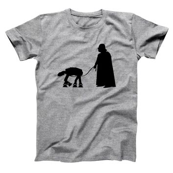 At-At Darth Vader Walker Men's T-Shirt