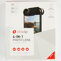 Olloclip 4-In-1 Iphone 6/6 Plus Photo Lens Black Combo One Size For Men 25548514901