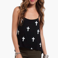 Crossed Cami $10