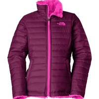 The North Face Girls' Reversible Mossbud Swirl Insulated Jacket | DICK'S Sporting Goods