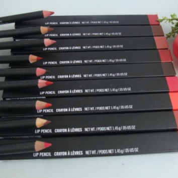 12PCs Mac Lip Liner Pencil Set Lot Lipliner