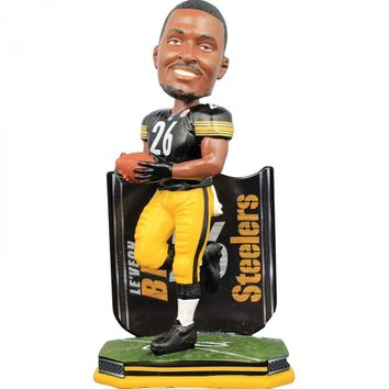 Le'Veon Bell Pittsburgh Steelers Bobblehead Forever Collectibles NFL FOCO NIB