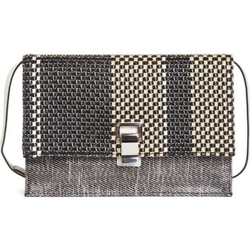 Proenza Schouler Small Lunch Bag Woven Leather Shoulder Bag | Nordstrom