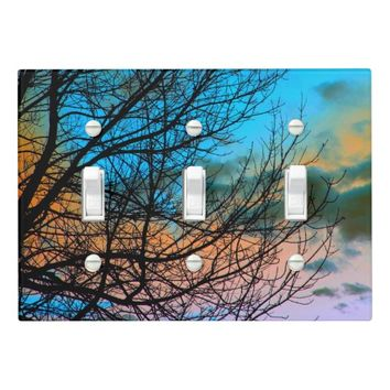 Sunset Lightswitch Cover