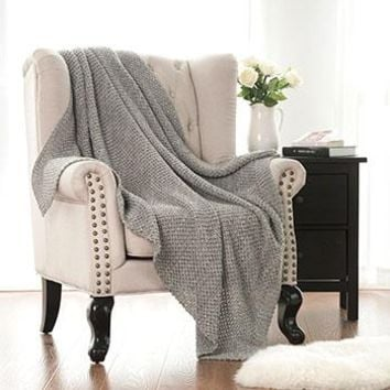 WeaVE Tippet Airconditioned Blanket For living room