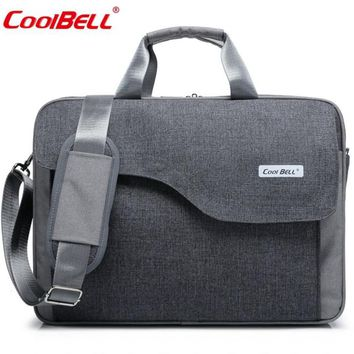 Fashion cool 17.3 15.6 inch Laptop Bag 17 15 Notebook Computer Cross Body Bags Messenger Shoulder Bag Men Women Handbag Casual