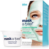 Bliss Mask-A-'Peel' Complexion Clearing Rubberizing Mask