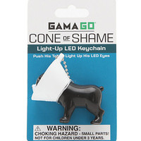 GAMAGO Cone Of Shame LED Key Chain at PacSun.com