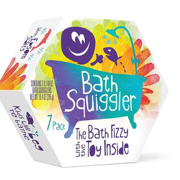 Bath Squigglers Gift 7 Pack