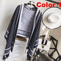 Best Deal Online GUCCI Pashmina Shawls Wraps Winter Light Women Fashion Soft Cashmere Feel Scarf