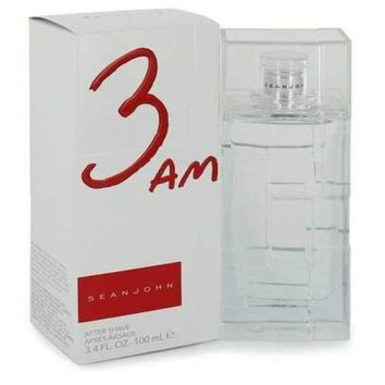 3am Sean John by Sean John After Shave 3.4 oz (Men)