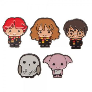 Harry Potter Character Pins