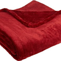 Cashmere Plush Super-Soft Throw Blanket