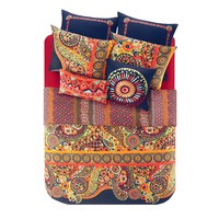 Natori Bohemian Gypsy Cotton Comforter Mini Set