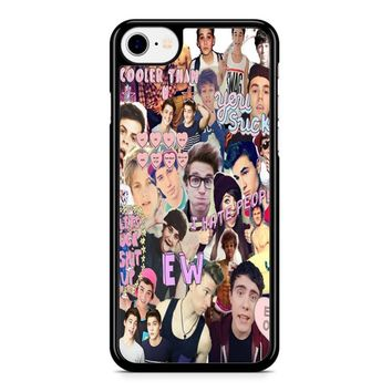 Youtuber Collage 2 iPhone 8 Case
