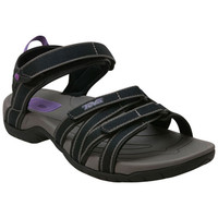 Teva Tirra Black Grey Black Grey Outdoor Sandal