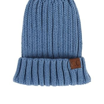 Armitage Avenue Thick Ribbed Beanie