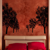 Vinyl Wall Decal Sticker Tree Trail #5306