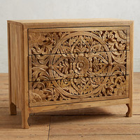Lombok Three-Drawer Dresser
