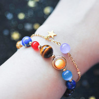 Solar System Bracelet from Apollo Box