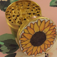 Sunflower Grinder