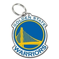 "Licensed Golden State Warriors NBA Approx. 2"" long Key Chain Golden State Wincraft KO_19_1"